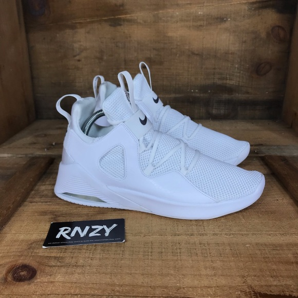 Nike Air Alluxe Triple White